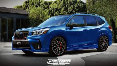 Confirmed: Subaru Is Bringing Hot WRX STI S209 to the U.S.