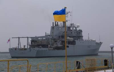 United States to increase support for Ukraine Navy in countering Russian Federation