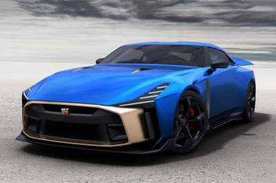 Production Ready Nissan GT-R50 Revealed: Priced at $1.12 Million