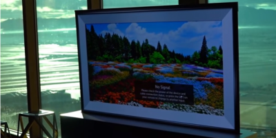 New LG Signature OLED TV R features rollable display