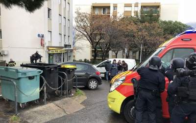 Gunman kills 1 on Corsica; police don't see terror motive