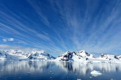 Antarctic ice melting faster than ever
