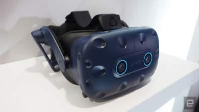 HTC unveils Vive Cosmos