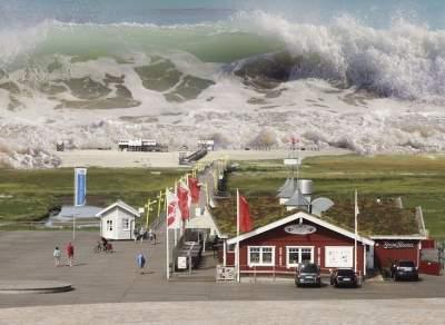 Новая Зеландия оказалась под угрозой гигантского цунами