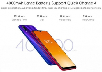 GearBest offers smartphone Xiaomi Redmi Note 7 at discount