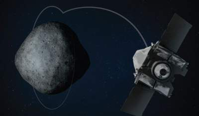 NASA spacecraft orbits ancient asteroid