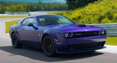 Dodge задумался о выпуске гибридной модели Challenger