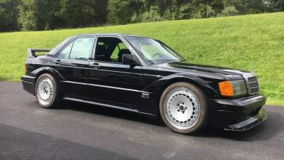Mercedes 190 Received An Unusual Tuning Micetimes Asia