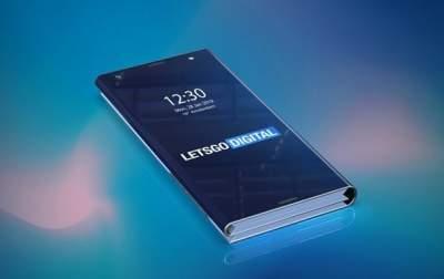Появились изображения гибкого смартфона от Intel