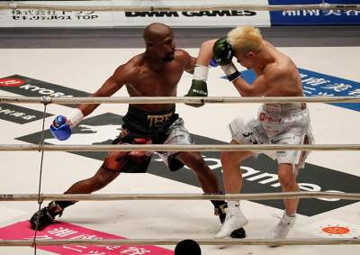Kickboxer Somehow 'Underestimated' Floyd Mayweather