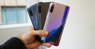 Named the price of the flagship Xiaomi Mi 9