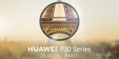 Huawei P30 Series Launching on March 26 in Paris