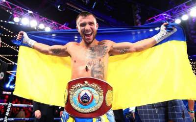World champion at lightweight WBA and WBO Vasyl Lomachenko learned the name of the next opponent