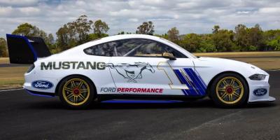 Ford представил Mustang для гоночной серии Supercars