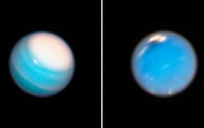 Uranus has a 'new feature' and it's very attractive , Nasa reveals