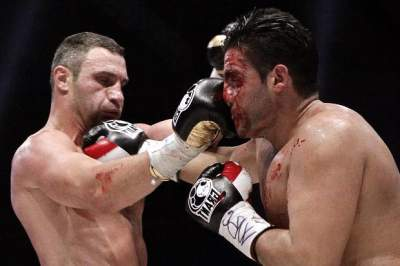 The former opponent of Vitali Klitschko challenged Vladimir
