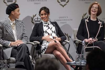 Full Meghan Markle International Women's Day panel