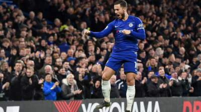 'This is how I want Chelsea to play' - Hazard shares Sarri's philosophy