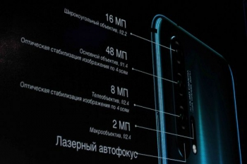 In Russia started selling a new camera phone 20 Honor Pro