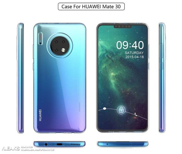 New Huawei phone to launch without Google apps