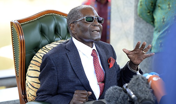 Robert Mugabe, ex-leader of Zimbabwe, dead at 95