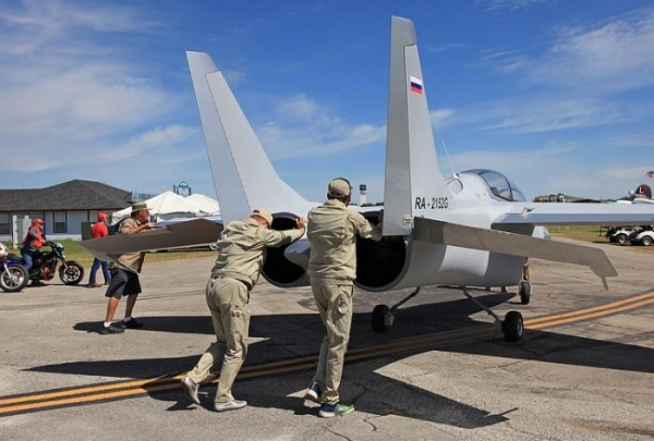 In Russia created new aircraft PJ–DREAMER II - micetimes asia