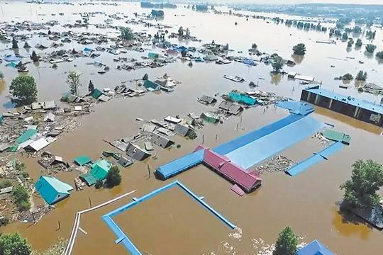 Irkutsk authorities failed to behalf of Putin about the victims of the floods residents - www.MICEtimes.asia