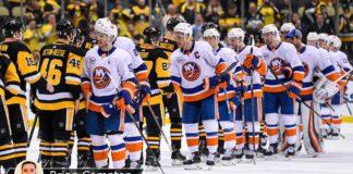 NY Islanders - Pittsburgh, Toronto - Vancouver, Calgary - Edmonton