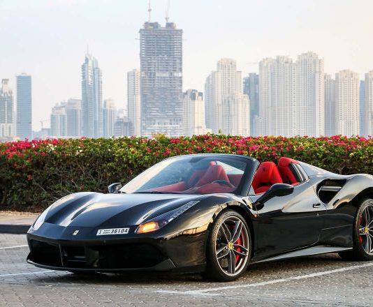 rental car in Dubai